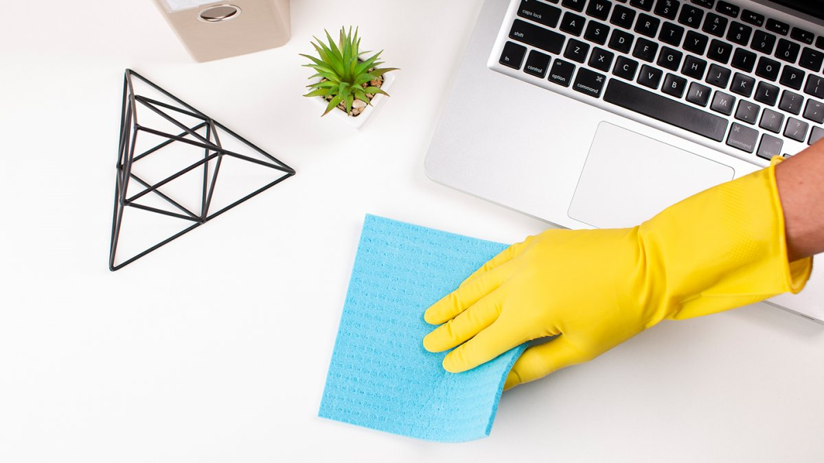 COVID-19: Guidance for Cleaning & Disinfecting