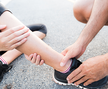 SAWC First Aid for Sport Injuries
