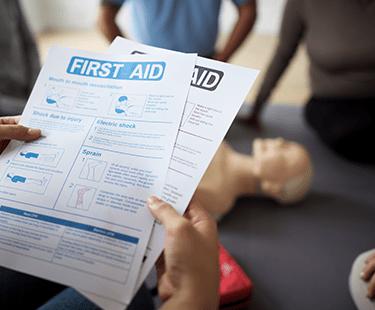 SAWC first Aid Level 1