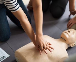 SAWC First Aid Training Compact